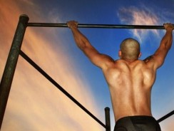Pull Up Bar Exercises for Arms